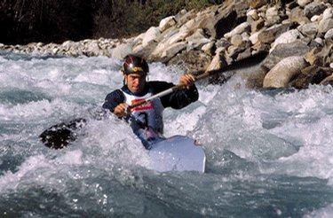 Rafting stura