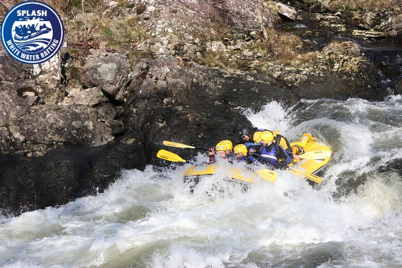 River Orchy White Water Rafting