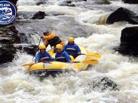 Findhorn-rafting