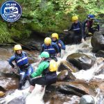 Canyoning with Splash