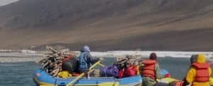 Alaska- Rafting in the Denali