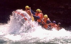 Alberta_Red Deer River Rafting