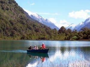 Alumine River, Argentina
