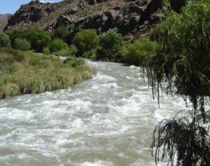 Atuel River, Argentina