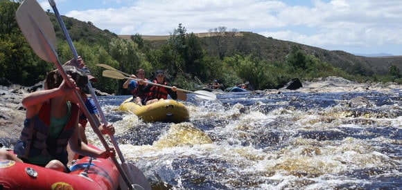 Breede-River-white-water-rafting