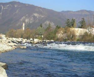 Brenta River, Italy