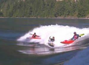 British Columbia_Cariboo River Rafting
