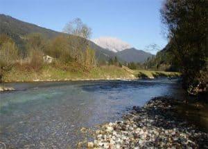 Enns River, Austria