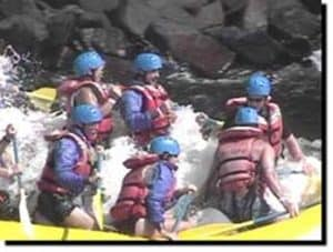 Gataga River White Water Rafting