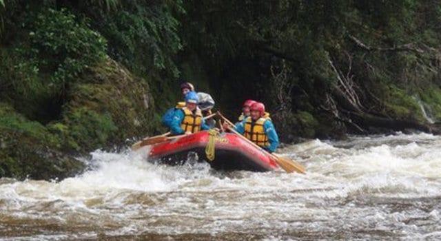 Grey-River Rafting