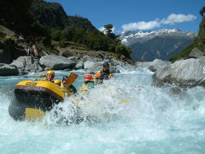 Hokitika-river-rafting