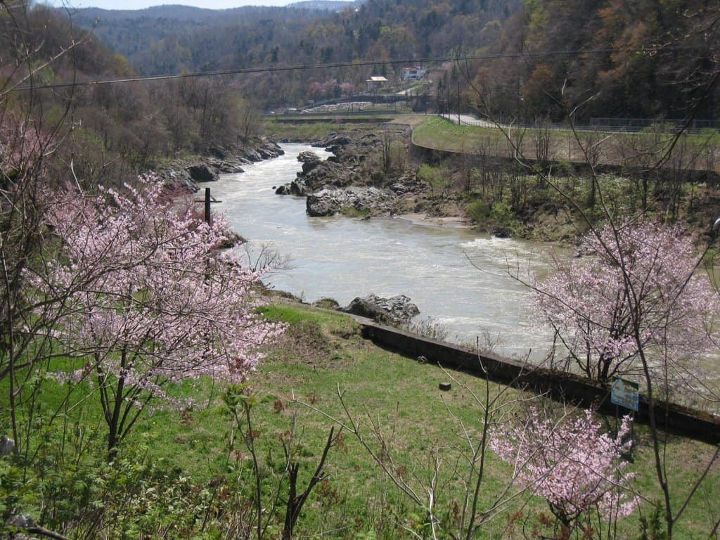 Ishikari-River