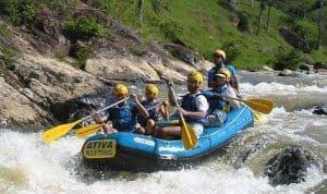 Jacaru River, Brazil