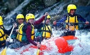 Minho-River-Rafting, Spain