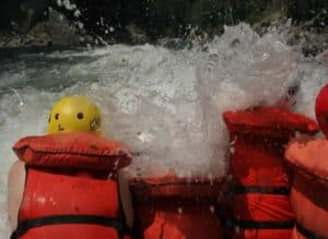 Nimpkish Whitewater River Rating