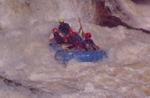 Otztalerache River Whitewater Rafting