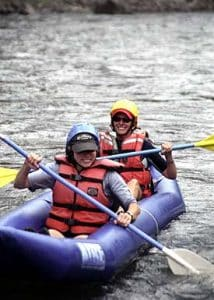 Oyster River White Water Rafting Trips