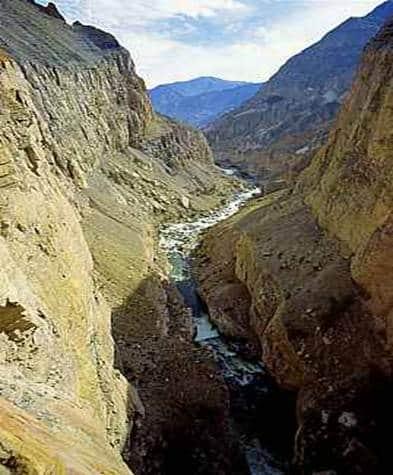 Peru Cotahuasi River