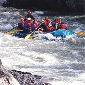 Quesnel River Rafting