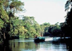 Río Meliquina, Argentina
