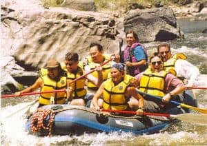 Rafting the Rio Grande, New Mexico