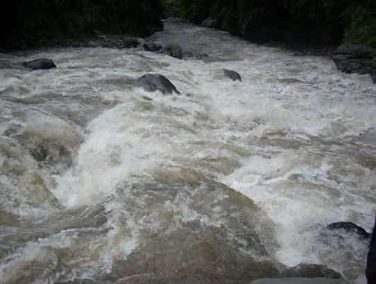 Rio Chiriqui Viejo, Panama