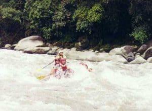 Rio Pastaza, Ecuador