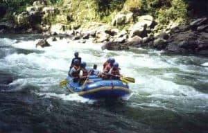 Rio Toachi, Ecuador