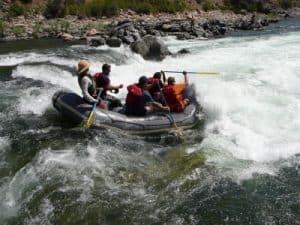 Santa River, Peru
