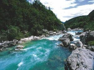 Soca River Whitewater Rafting