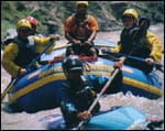 THE BHAGIRATHI RIVER RAFTING EXPEDITION- 5 days
