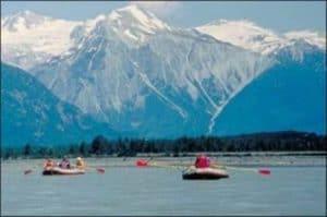 Tatshenshini River Alaska USA