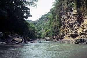 Tuichi River, Bolivia