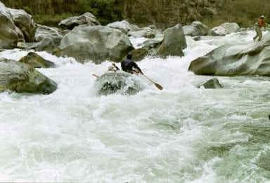 Tumbes River, Peru