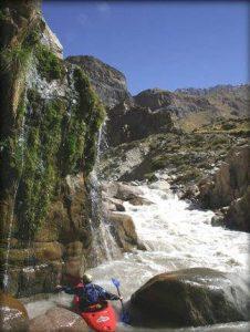 Tunuyan River, Argentina
