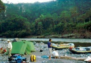 Upano River, Ecuador