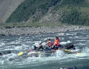 Whitewater Rafting The Firth River