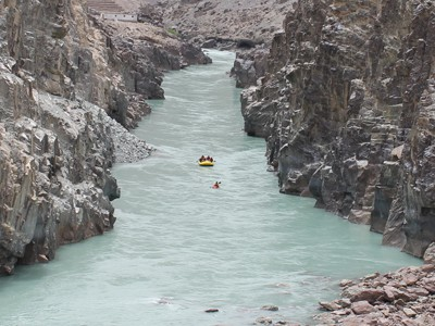 zanskar white water rafting