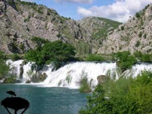 Zrmanja River White Water Rafting Croatia