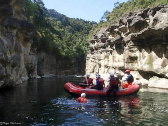 mohaka-rafting
