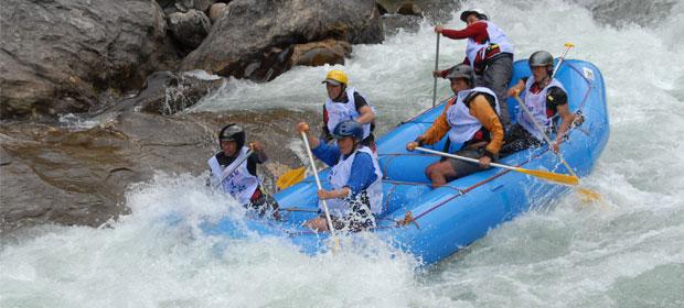 seti-khola river rafting