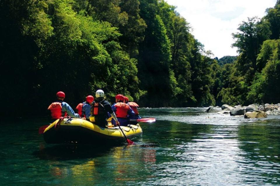 tongariro river