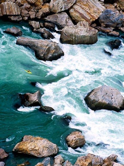 Yarlung-Tsangpo-River