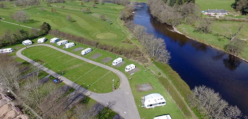 Aberfeldy Camping