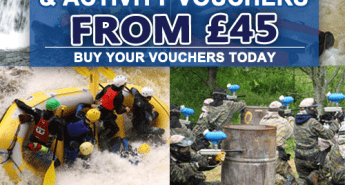 4  Reasons why Splash Activity Vouchers are a good choice