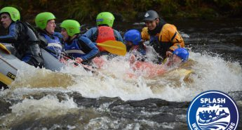 4 key white water rafting terms