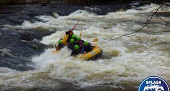 rafting videos scotland