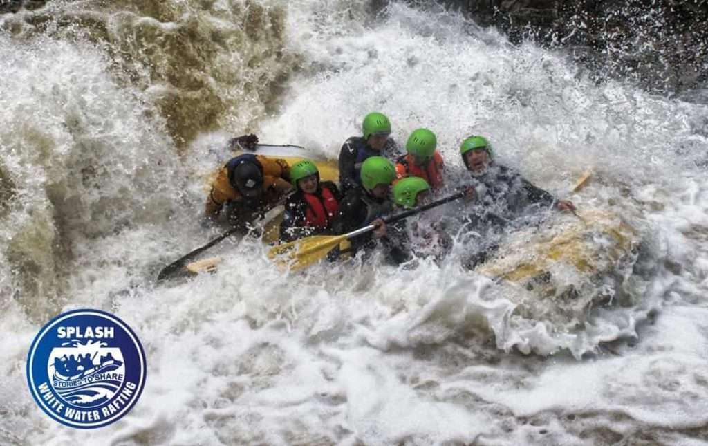 River-Tummel-Rafting