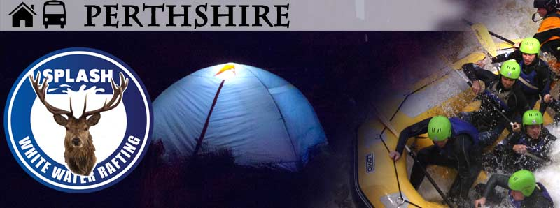 Splash-stag-perthshire-camping-banner