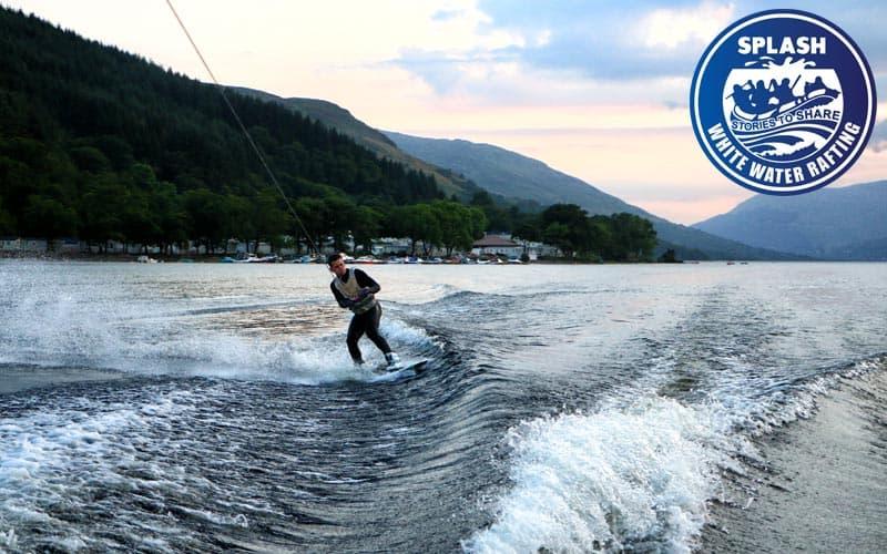 Wakeboarding-loch-earn